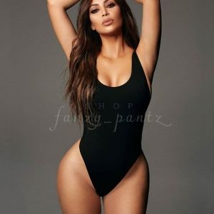 Kendall + Kylie One piece swimsuit New black small